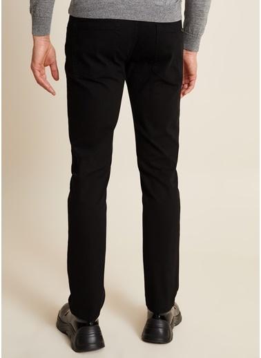 Bisse BPNS18K18507 Slim Fit 5 Cep Spor Pantolon Siyah